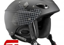 Kask Rossignol Toxic Na Narty Black