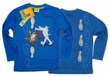 Bluza SCOOBY DOO niebieska mumia 98/104