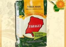 Yerba Mate Taragui Hierbas del Litoral 0,5 kg
