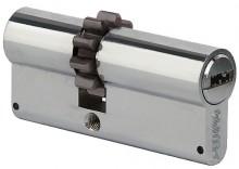 Wkładka bębenkowa zębata Gerda WK M3MZ 30/40 mosiądz 5 kluczy atestowana