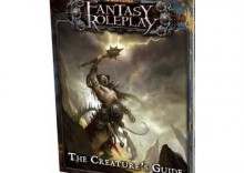 WARHAMMER FANTASY ROLEPLAY - CREATURES GUIDE