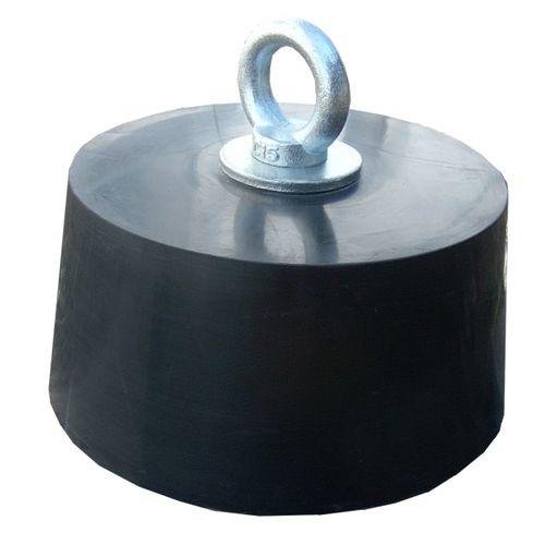 Ciężarek kotwiczny gumowany 14kg