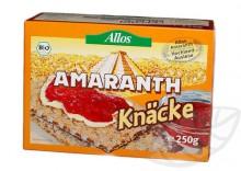 Allos: pieczywo chrupkie amarantusowe BIO - 250 g