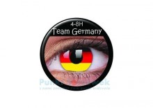 Crazy Wild Eyes - Team Germany, 2 szt