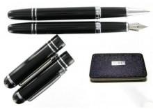Zestaw pióro wieczne + długopis DUKE Elisabeth