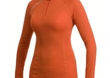 koszulka damska termoaktywna na zimę Pro Zero Extreme Turtleneck ZIP z długim rękawem CRAFT