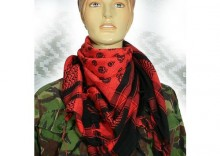 Arafatka red skull ARAFA-023