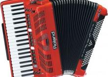 Roland FR 7X RD - cyfrowy akordeon klawiszowy