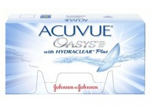 Soczewki kontaktowe Johnson & Johnson Acuvue Oasys, 6 szt