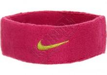 Opaska na czoło - Nike Swoosh Headband, kolor: różowy