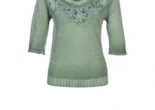 Ninamatita Sweter zielony