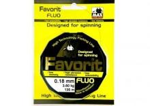 Żyłka spinningowa FAVORIT Fluo made in Germany 0,18mm 3,60kg 135m