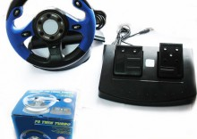 M11 Kierownica WR-60 2in1 do PS2 /PC USB