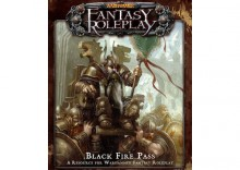 Warhammer Fantasy Roleplay - BLACK FIRE PASS