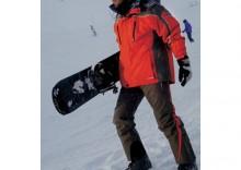 Męskie spodnie narciarskie Nordal