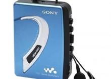 Sony WM-EX 194 L - Odtwarzacz kasetowy-Walkman, niebieski