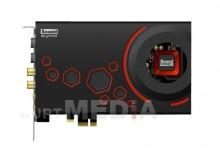 Sound Blaster ZXR wew kart muz