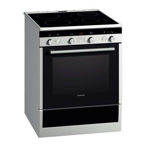 Siemens HC 744540  Kuchnia elektryczna, 8 funkcji, 67 L -> Kuchnia Gazowo Elektryczna Siemens