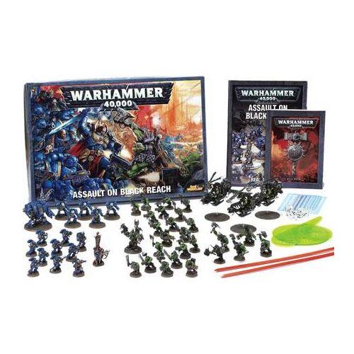 Warhammer 40000 Inwazja Na Czarna Gran