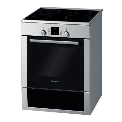 Bosch HCE 748451  Kuchnia wolnostojąca, 60cm, Indukcyjna # Kuchnie Elektryczne Wolnostojące Bosch